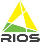 Rios Bygg och Anläggningsmätning AB logotyp