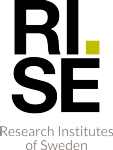 RISE Research Institutes of Sweden AB logotyp