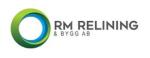 RM Relining & Bygg AB logotyp