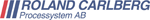 Roland Carlberg Processystem AB logotyp