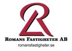 Romans Fastigheter AB logotyp