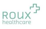 Roux Healthcare AB logotyp