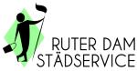 Ruter Dam Städservice logotyp