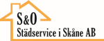 S&O städservice i Skåne AB logotyp