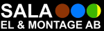 Sala el & montage AB logotyp