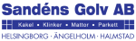 Sandéns Golv i Helsingborg AB logotyp