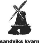 Sandvikskvarn food AB logotyp