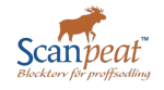 Scanpeat AB logotyp
