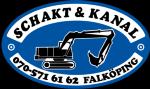 Schakt & Kanalgrävningar i Falköping AB logotyp