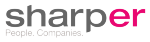 Sharper Stockholm AB logotyp