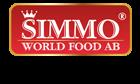 Simmo World Food AB logotyp