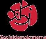 Sjuhäradsbygden Socialdemokratiska Partidistrikt logotyp