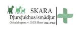 Skara Djursjukhus/smådjur AB logotyp