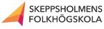 Skeppsholmens Folkhögskola - Ideell Fören logotyp
