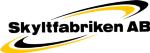 Skylt & Dekorfabriken i Stockholm AB logotyp