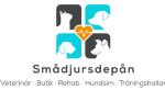 Smådjursdepån i Växjö AB logotyp