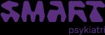 SMART Psykiatri i Sverige AB logotyp