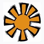 Solstrålen, Ekonomisk Fören logotyp