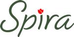 Spira blommor ab logotyp