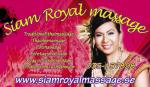 SRM Siam Royal AB logotyp