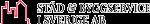 Städ & Byggservice i Sverige AB logotyp