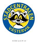 Städcentralen i Västervik AB logotyp