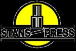 Stans & Press i Blomstermåla AB logotyp