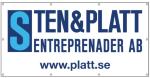 Sten och Plattentreprenader i Örebro AB logotyp