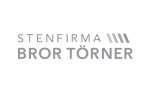Stenfirma Bror Törner AB logotyp