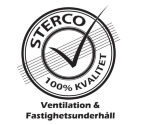 Sterco Ventilation & Fastighetsunderhåll AB logotyp
