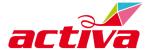 Stift Activa i Örebro län logotyp