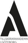 Stift Tillskärareakademin i Göteborg logotyp