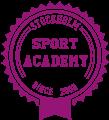 Stockholm Sport Academy AB logotyp