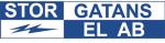 Storgatans Elektriska AB logotyp