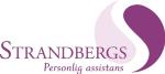 Strandbergs Personlig Assistans AB logotyp