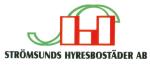 Strömsunds Hyresbostäder AB logotyp