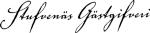 Stufvenäs Gästgifveri AB logotyp