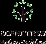 Sushi tree AB logotyp