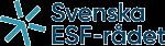 Svenska Esf-Rådet logotyp