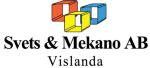 Svets & Mekano Produktion i Vislanda AB logotyp