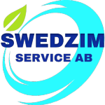 Swedzim Service Stockholm AB logotyp