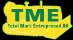 T.M.E. Total Markentreprenad AB logotyp