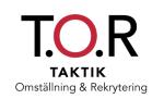 T.O.R Taktik Omställning & Rekrytering AB logotyp