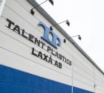 Talent Plastics Laxå AB logotyp