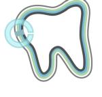 Tandläkare Cle AB logotyp