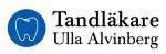 Tandläkare Ulla Alvinberg AB logotyp