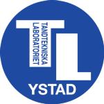 Tandtekniska Laboratoriet i Ystad AB logotyp