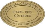 Taras Hallgren & Son AB logotyp