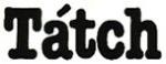 Tatch AB logotyp