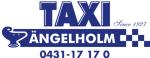 Taxi Ängelholm AB logotyp